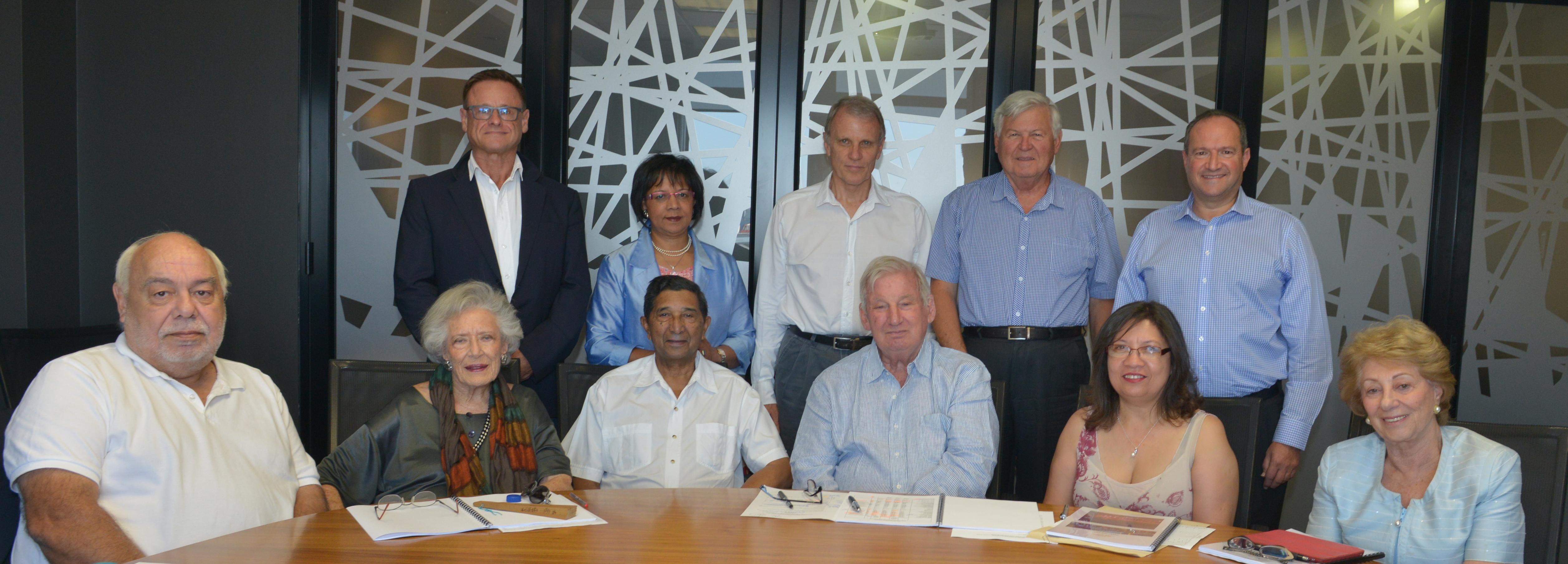 CPO's Board of Directors