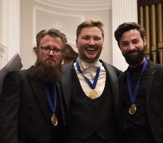 Len Van Zyl Conductors' Competition 2019