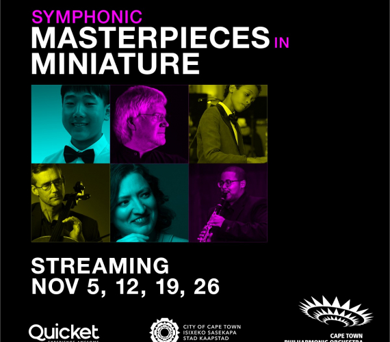 CPO Symphonic Masterpieces in Miniature October / November 2020